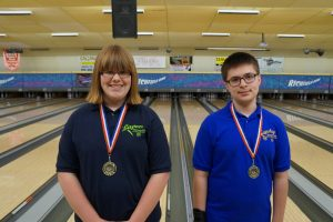 High Qualifiers: Stephanie Slator from Lapeer and Nick Ruggles from Kearsley